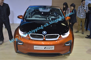 2012 LA Auto Show Cars