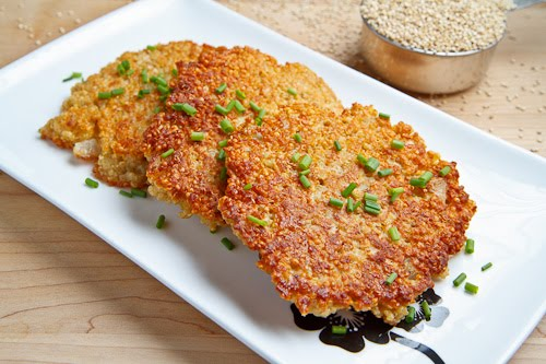 Quinoa Cakes