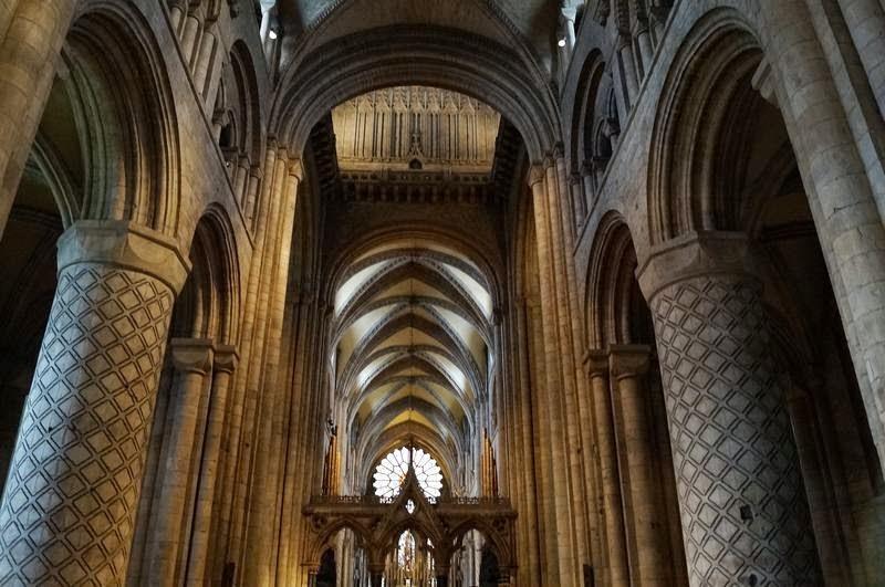 La catedral de durham mi ba l de blogs for Catedral de durham interior