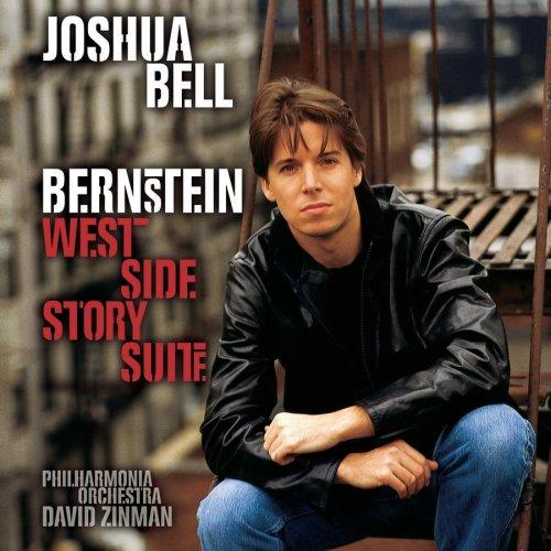 Joshua Bell Leonard Bernstein Violin Serenade Philharmonia Orchestra David Zinman