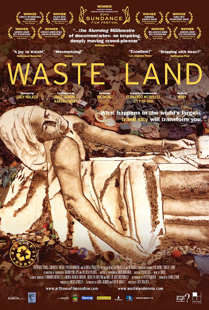 New York Artist Vik Muniz: Wasteland