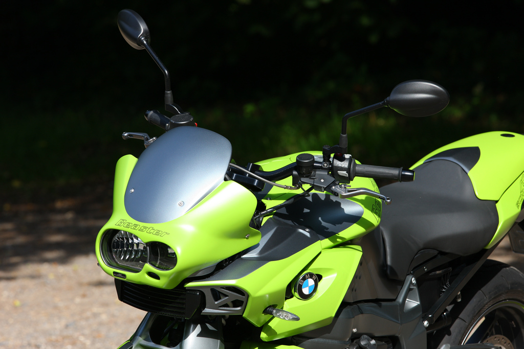 Racing Caf    Bmw K 1300 R Beaster by AC Schnitzer