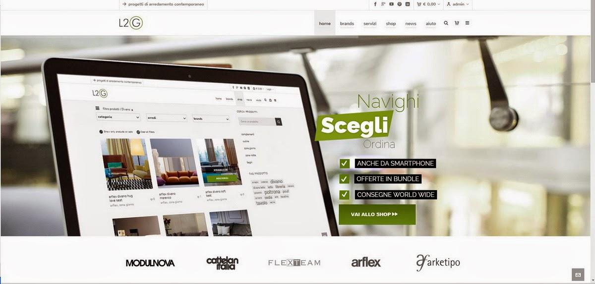 I mobili di lusso made in italy comunicati stampa for Software di progettazione di mobili gratuiti online