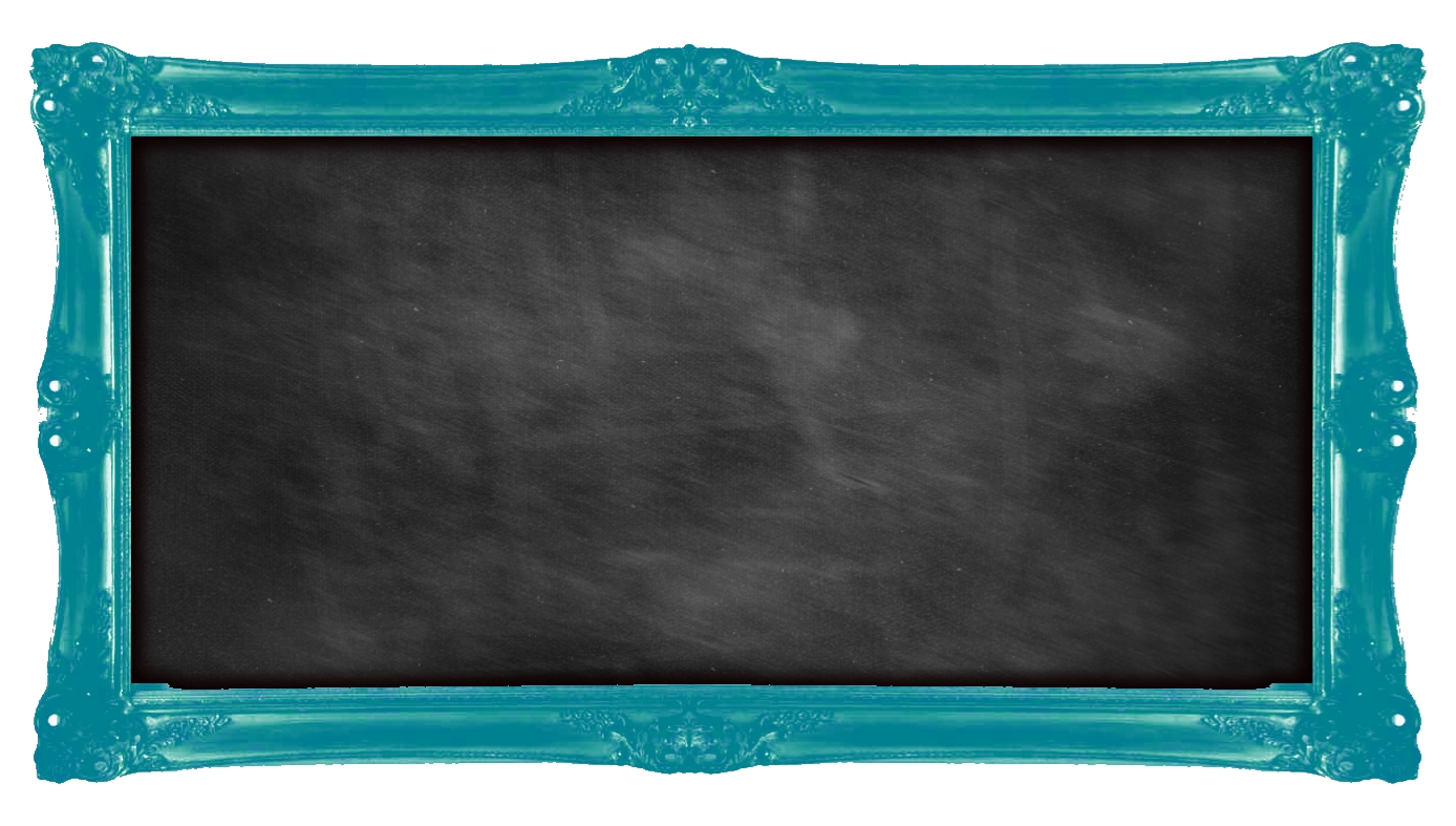 Sweetly Scrapped: Vintage Framed Chalkboards Clip Art