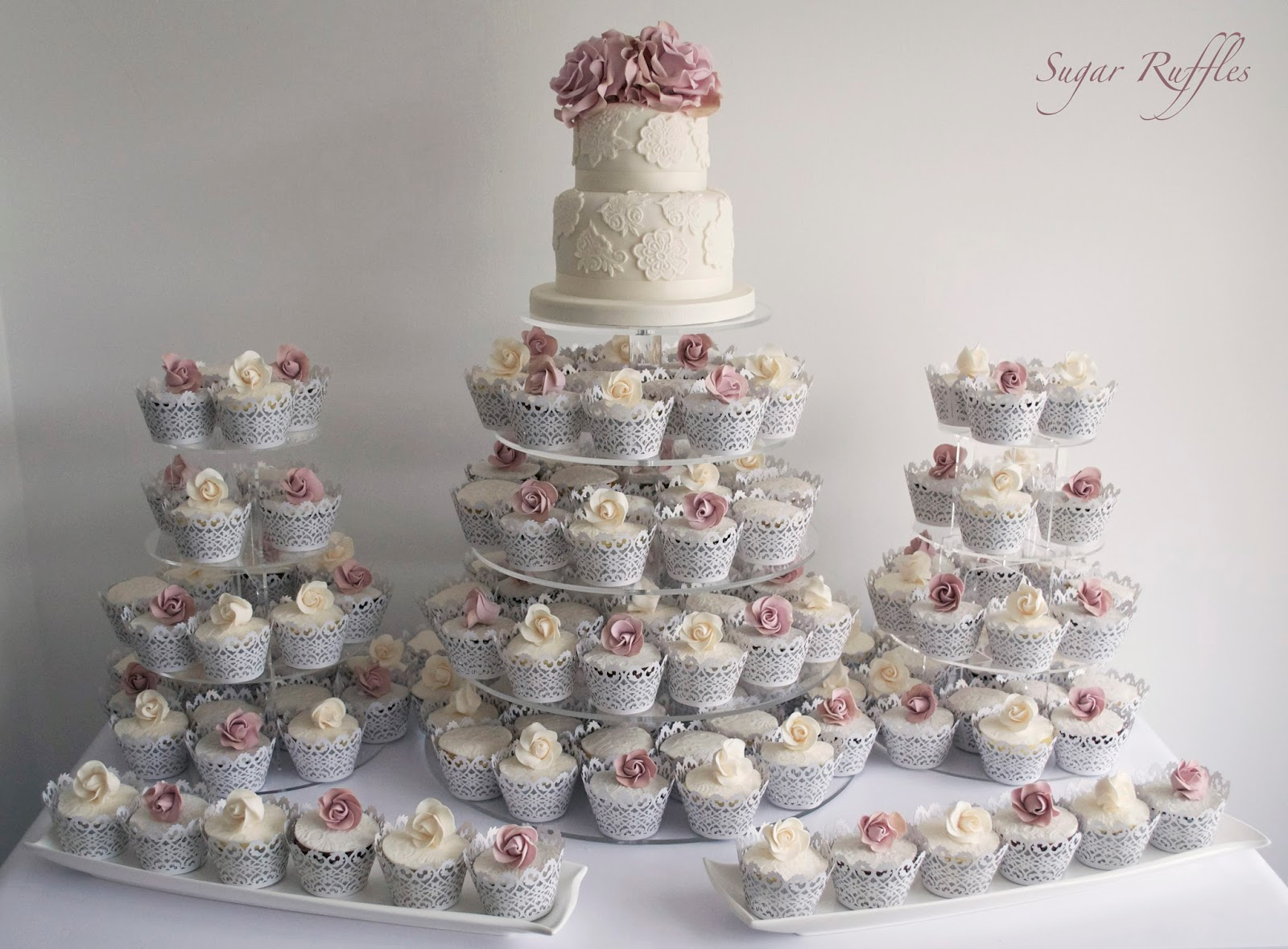 Sugar Ruffles, Elegant Wedding Cakes. Barrow in Furness and the Lake ...