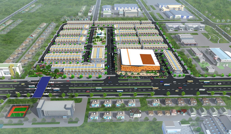Giới thiệu Khu dân cư thương mại Phước Thái - Mới