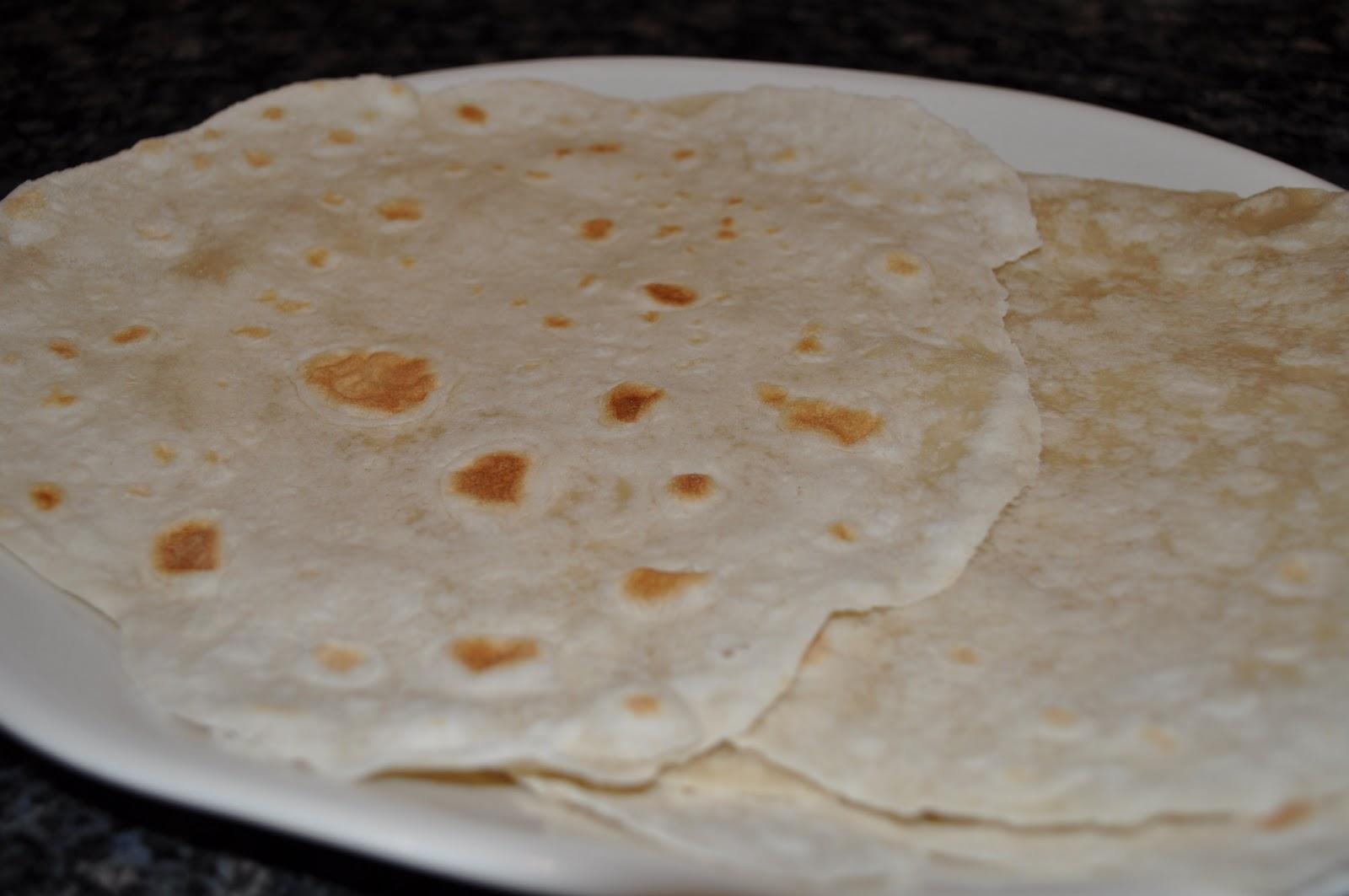 seeshellspace: Homemade Flour Tortillas