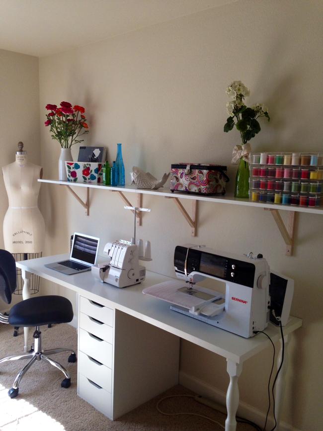 My Sewing Studio & Closet Madness |Fashion, Lifestyle, and DIY