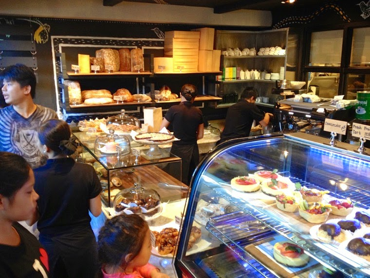 Abaca Baking Company, Crossroads Mall, Banilad, Cebu City