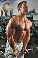 Muscle In Action, Beauty of Muscular Bodies