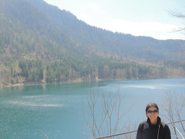 Neuschwanstein Lake