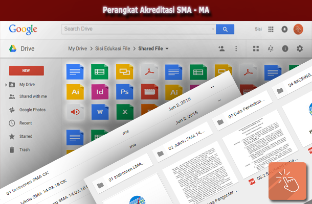 Perangkat Akreditasi SMA - MA