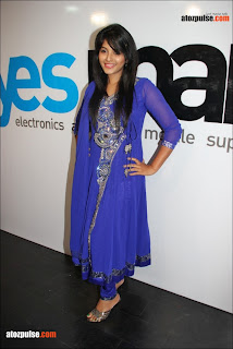Anjali+in+blue+at+yes+mart+8+  +AtoZpuLse.com Exclusive Anjali latest cute photos   AtoZpuLse