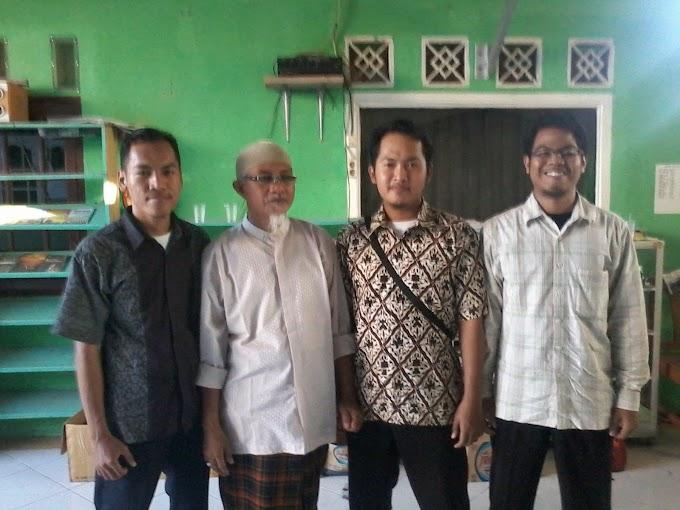 Dalam suasana Idul Fitri, MPI Lampung kunjungi Dewan Syuro