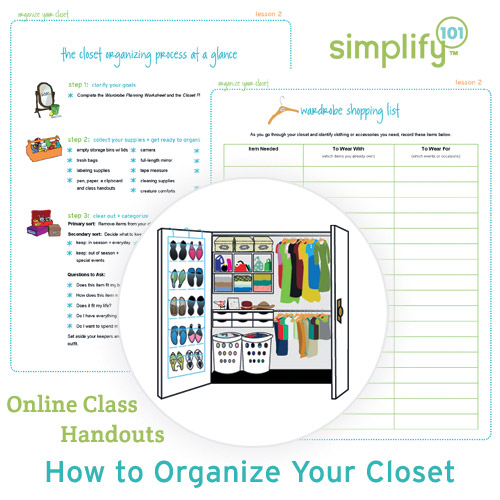 Iheart organizing it 39 s here the spring cleaning for How to clean and organize your closet