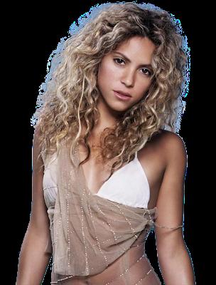 15 fotografías PNG de Shakira (Imágenes sin Fondo)