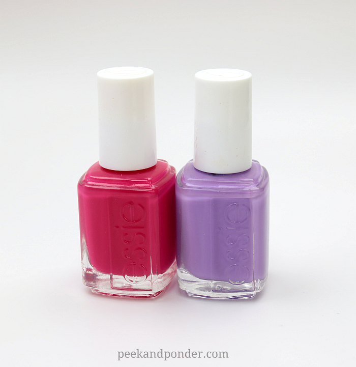 Essie Watermelon and Play Date