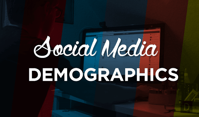 #SocialMedia Demographics: Connect With the Core Groups of Brand Loyalists - #infographic