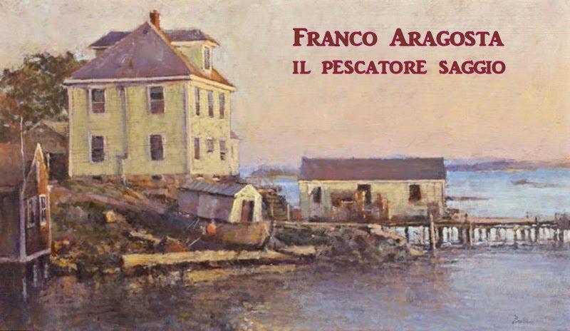 Franco Aragosta, il pescatore saggio
