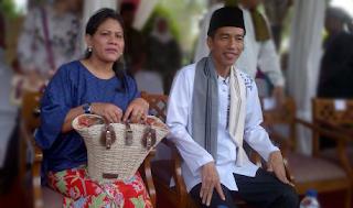 Jokowi dan Toko Mebel Furniture Online di Jakarta