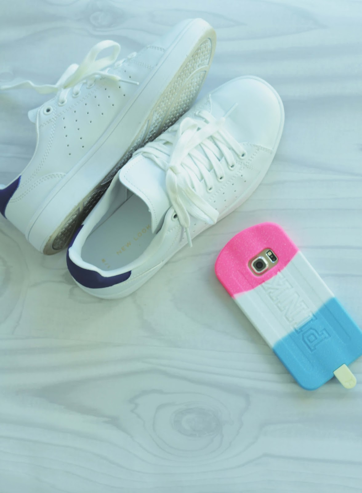 stan smith new look dupes ice cream phone case