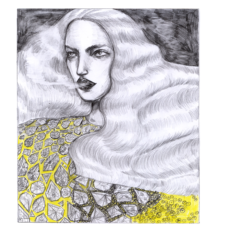 Artaksiniya drawing 2012