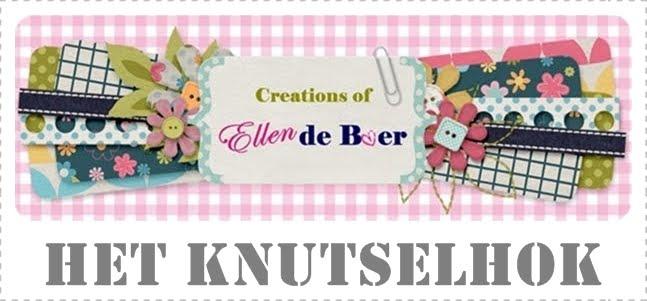 Ellen de Boer: creatief vanuit het knutselhok
