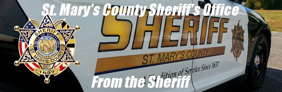 St. Mary's County Sheriff's Office - Sheriff