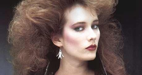 prom hairstyles 80s