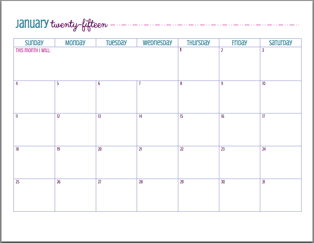 Cute Weekly Calendar Template Anoquefeo