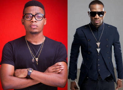 dbanj signs rapper olamide