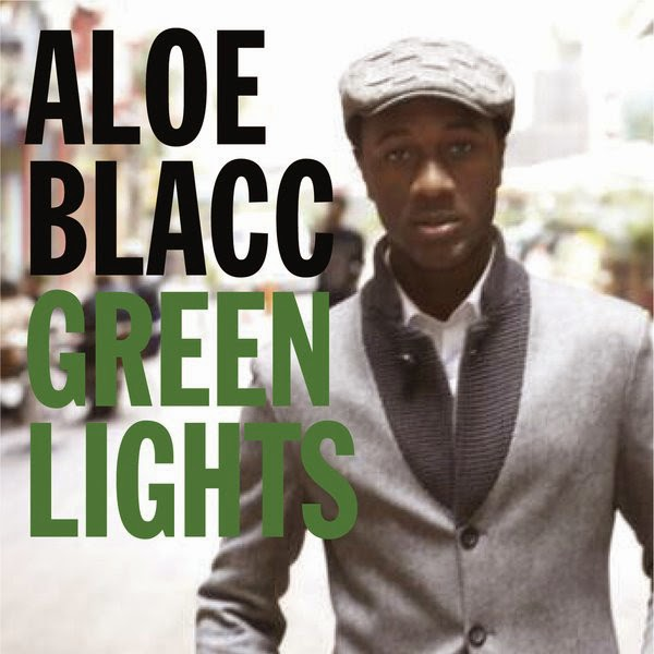 Aloe Blacc - Green Lights - EP Cover