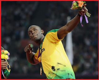 Usain Bolt 2012 Olympics Biography Records 100m 200m latest News Gold Medals History Images