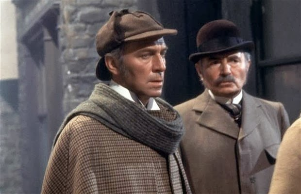 Christopher Plummer And James Mason As Holmes Watson In Murder By Decree