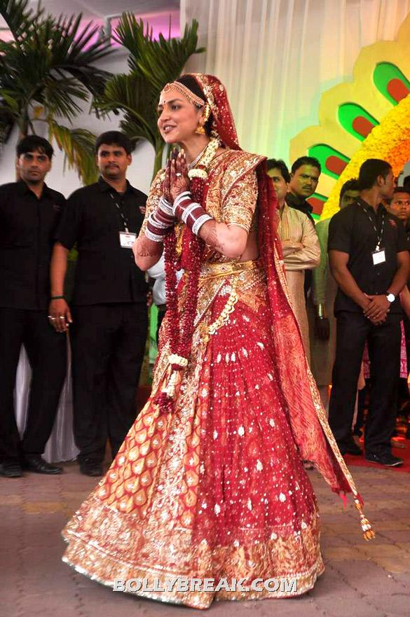 Esha Deol - (3) - Esha Deol Wedding Pics 2012 - Full Set