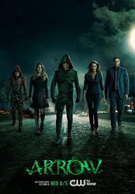 """الموسم الرابع من المسلسل الشهير """"Arrow"""" السهم بعد نجاح المواسم الثلاثة الاولى"""