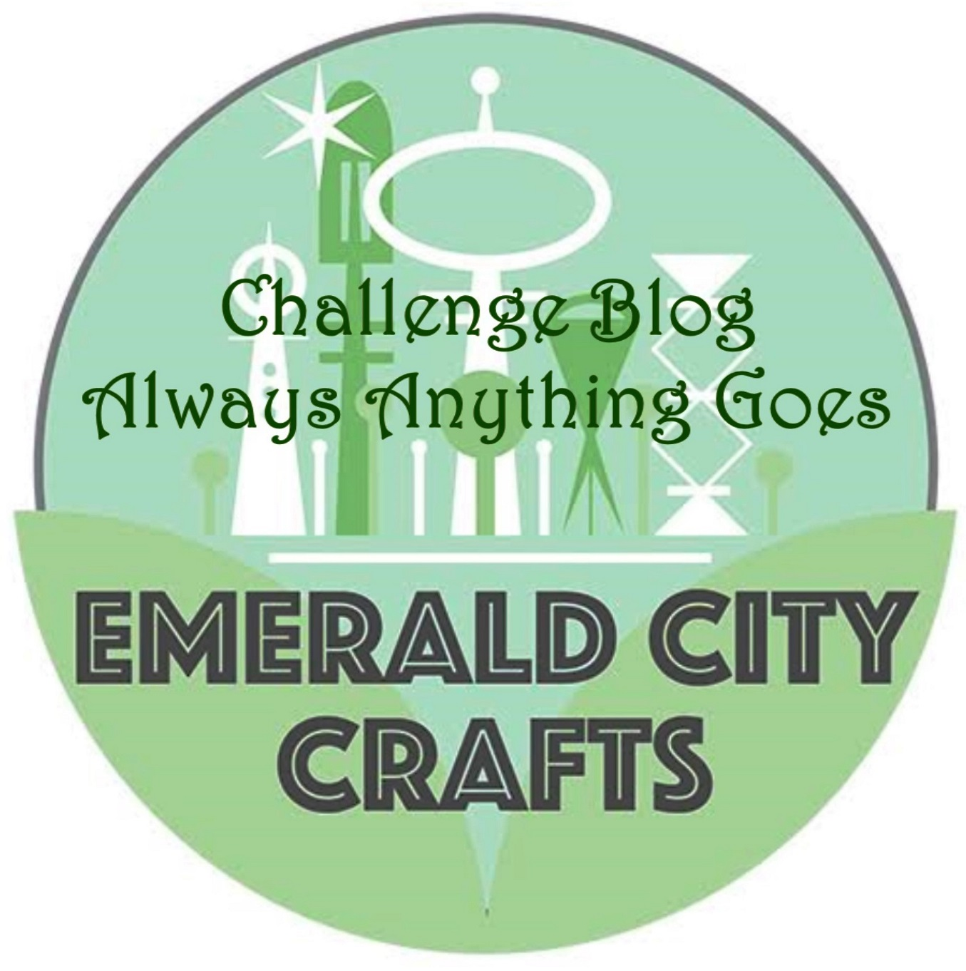 Emerald City Crafts Challenge Blog