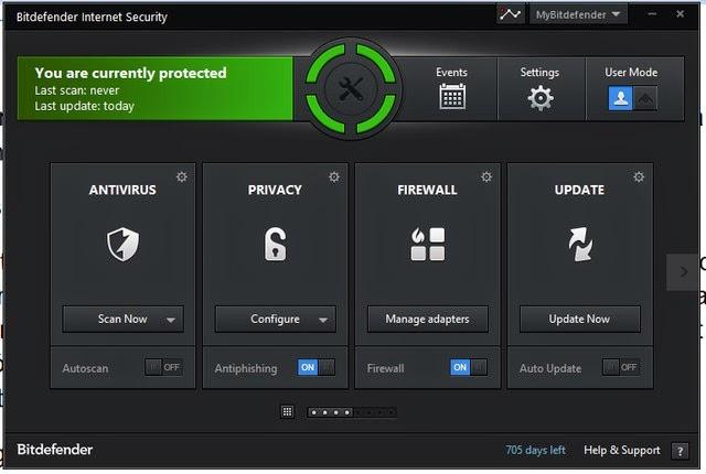 Một chương trình chống virus mạnh mẽ sẽ giúp bạn phát hiện những đường link không an toàn.