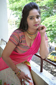 Mitra photo shoot in half saree-thumbnail-18