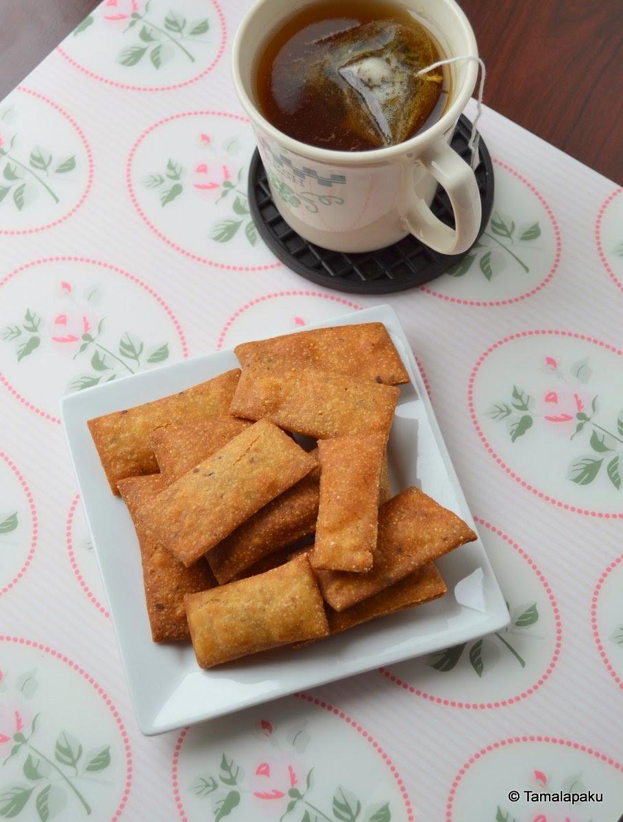 Millet Crackers