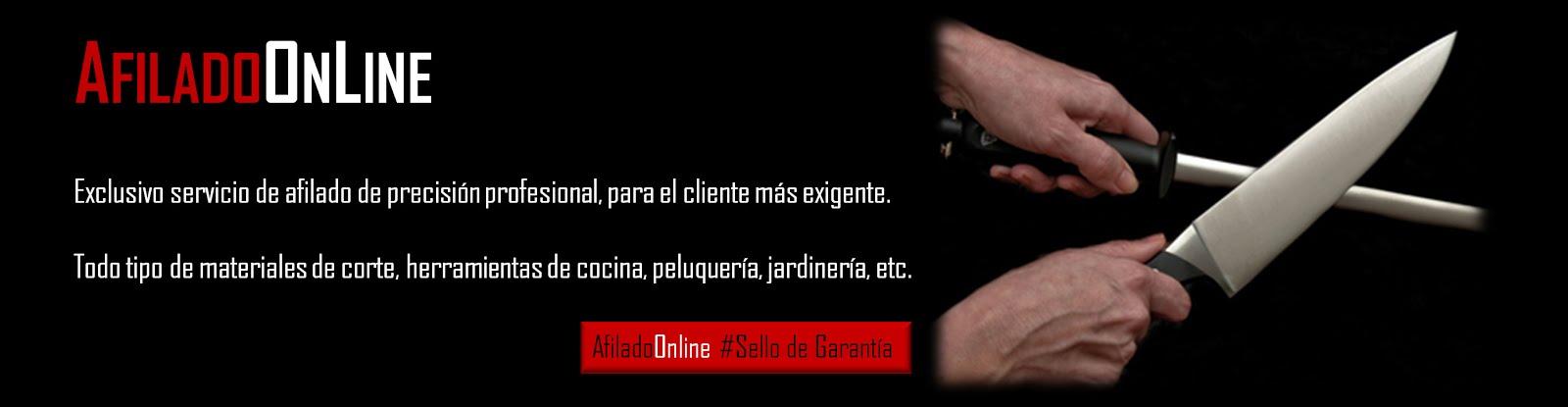 AFILADO ONLINE