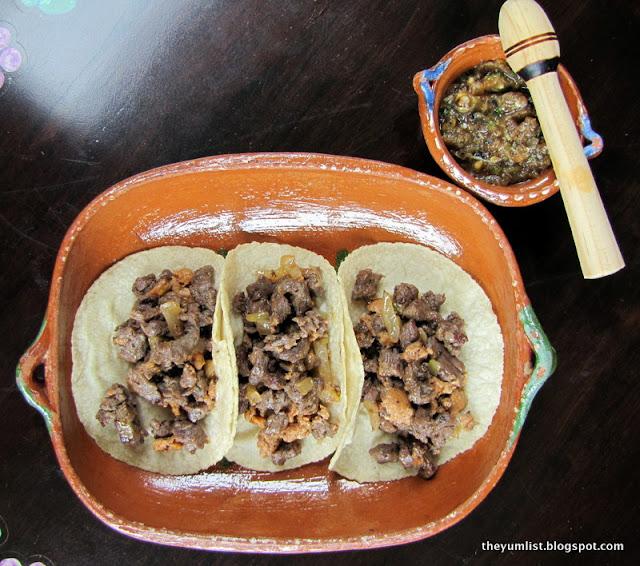 Mexicana, Ampang, Kuala Lumpur, authentic Mexican, tequila, mezcal, tacos