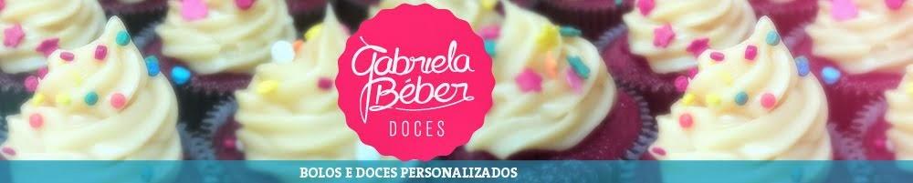 Gabriela Beber - Bolos e Doces Personalizados