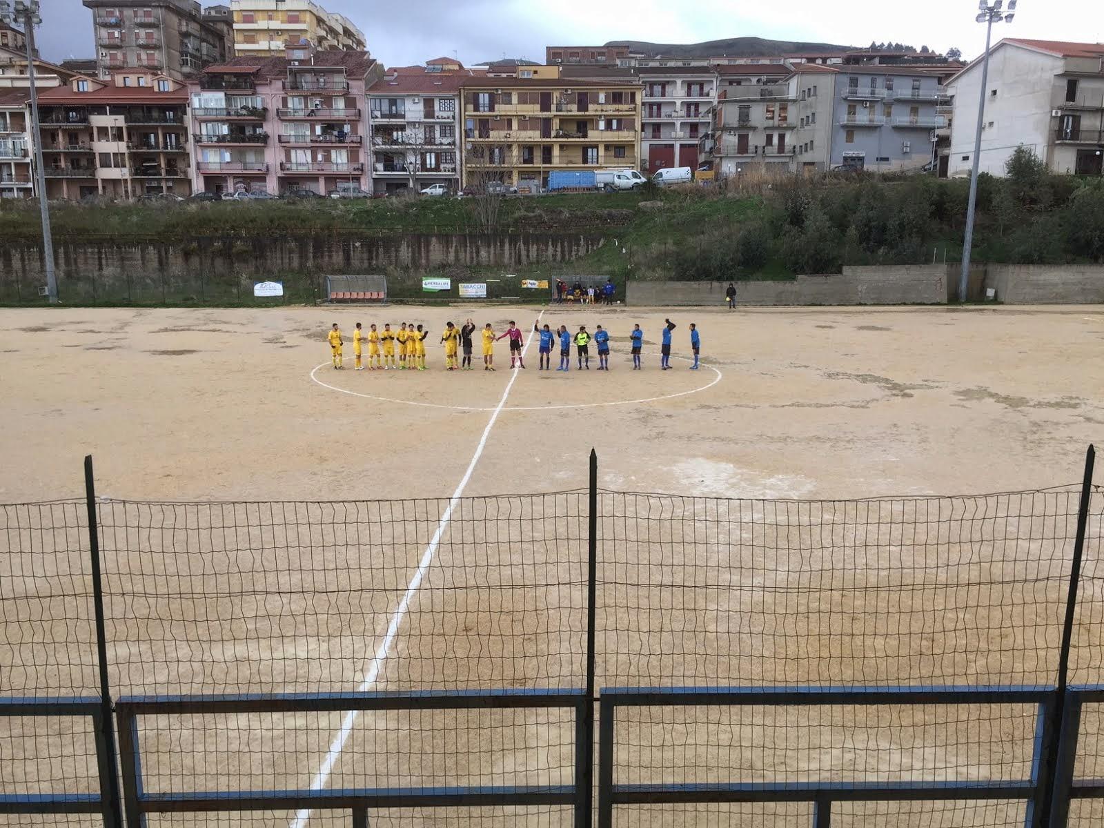 Calcio. Vittoria facile (tre a zero) per il Corleone contro uno Strasatti in sette uomini