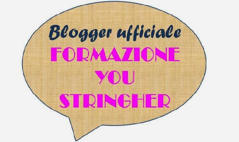 Sono tra i blogger ufficiali