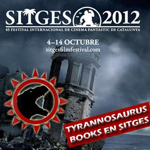 Tyrannosaurus Books en Sitges 2012