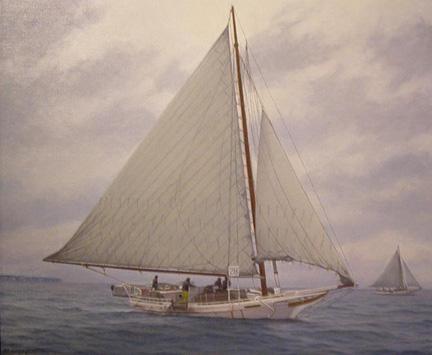 Skipjack S Nautical Living New Marine Art Amp Nautical