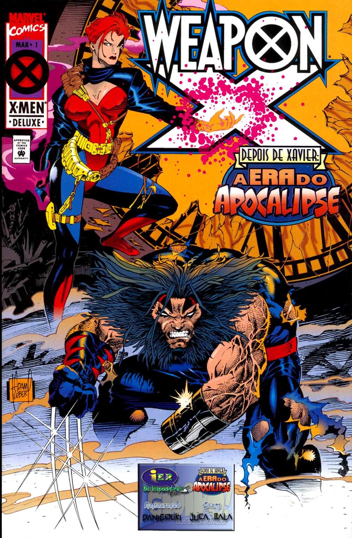 X-Men - A Era do Apocalipse #16