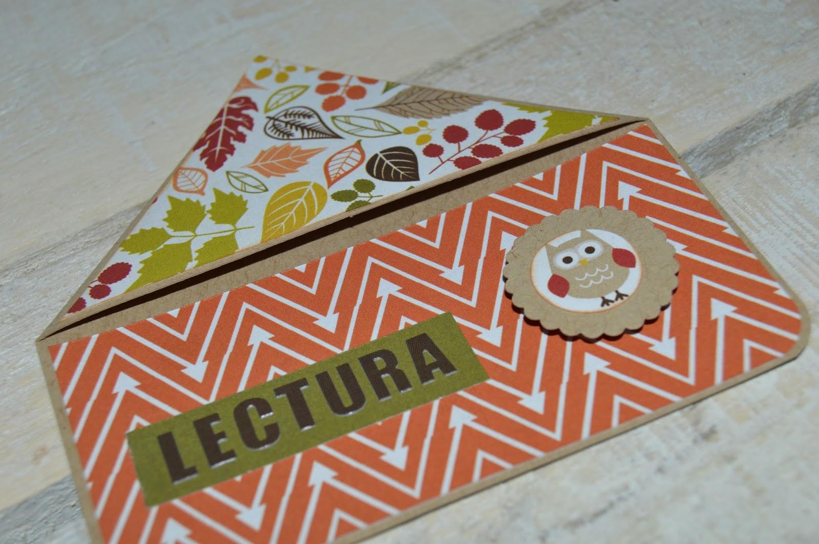 Love craft scrap marcapaginas de esquina - Marcapaginas de esquina ...