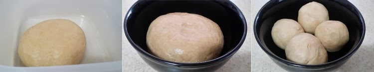how to make roti in oven